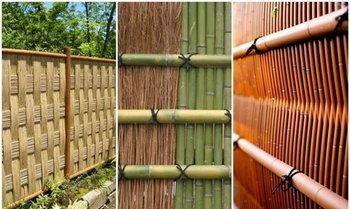 24 รั้วไม้ไผ่สวยๆ ไอเดียแต่งบ้านจากธรรมชาติ