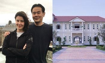 """บ้าน 6 หลังของครอบครัว """"เป๊ก สัณชัย"""" ที่ดีไซน์เป็นสตูดิโอสุดอลังการ"""