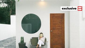 """ถอดรูป """"บ้านร้างเก่าโทรม"""" ในกรุงเทพฯ เป็นบ้านโฉมงาม ด้วยงบ 2 แสนกว่า"""