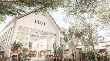 PLOY's Coffee and bakery ร้านกาแฟมินิมอลบรรยากาศสบาย ๆ ภายในตกแต่งด้วยงานแบบวินเทจ