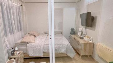 ไอเดียตกแต่งห้องในสไตล์มินิมอล พร้อมพื้นที่ทำงานเพื่อ Work from home ที่แสนสบาย