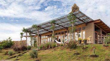 การ์เด้นเฮาส์ แบบบ้านที่ดีไซน์ขึ้นเพื่อเข้าหาธรรมชาติ