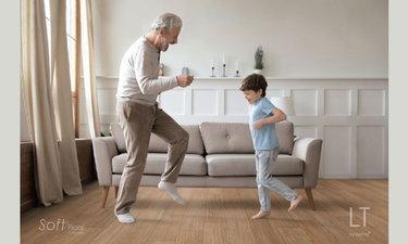 LT by COTTO ร่วมสนับสนุน ให้เรื่องพื้น พื้น ของผู้สูงวัย เป็นพื้นที่ที่ดีที่สุดของครอบครัว