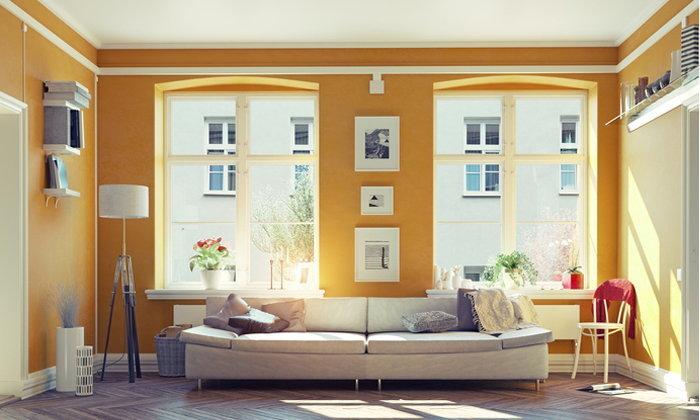 5 สีที่จะทำให้บ้านมีความสุข