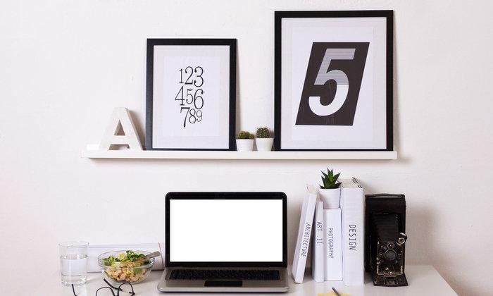 5 เทคนิคแต่งห้องให้สวยด้วยภาพขาว-ดำ