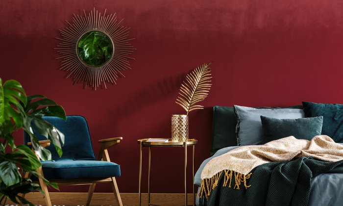 โลกของเราต้องเป็นประกายกับ 5 วิธีเลือกใช้สีทองในบ้าน ให้ว้าว