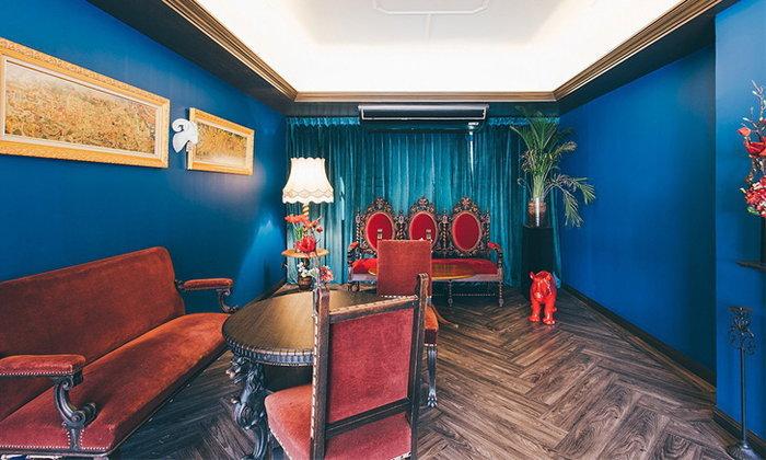 คลาสสิก บลู แต่งบ้านเพิ่มพลังในโทนสีน้ำเงิน