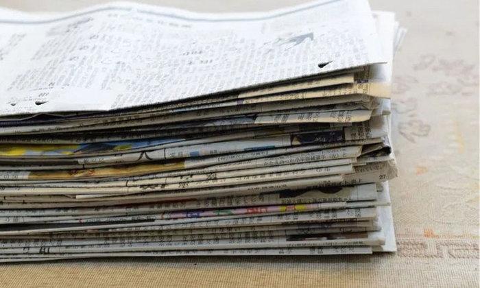 หลากหลายวิธีการนำกระดาษหนังสือพิมพ์เก่ามาใช้ประโยชน์ของคนญี่ปุ่น
