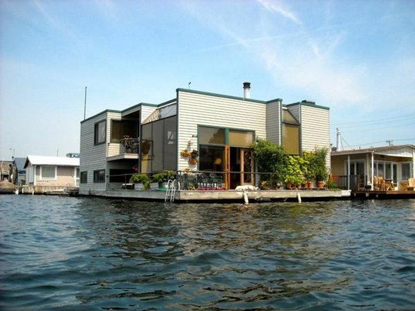 ผลการค้นหารูปภาพสำหรับ ไอเดีย บ้านกลางน้ำ