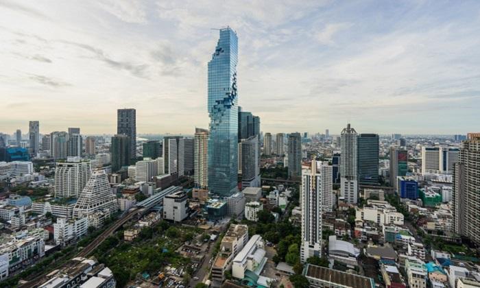 """8 เรื่องน่ารู้ของคอนโดที่สูงและสวยที่สุดในเมืองไทย """"เดอะ ริทซ์-คาร์ลตัน เรสซิเดนเซส บางกอก"""""""