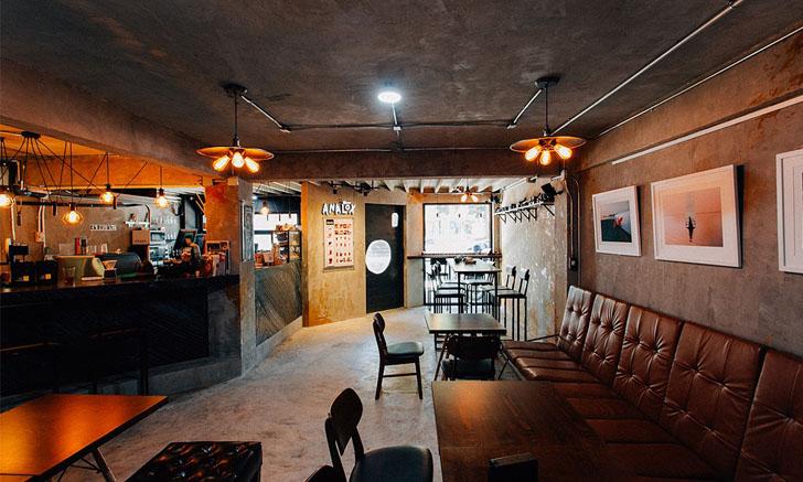 Analox Film cafe' เสน่ห์ของกล้องฟิล์มที่ผสมผสานกับคาเฟ่อย่างลงตัว