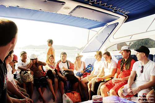 เที่ยวภูเก็ต - เกาะตาชัย - Tachai - Island - 01
