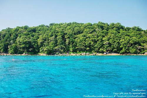 เที่ยวภูเก็ต - เกาะตาชัย - Tachai - Island - 05