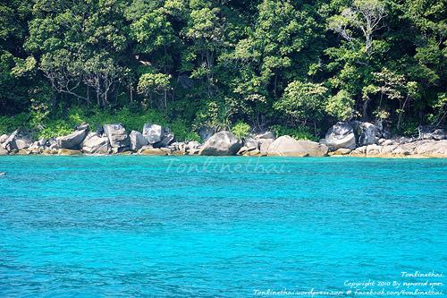 เที่ยวภูเก็ต - เกาะตาชัย - Tachai - Island - 06