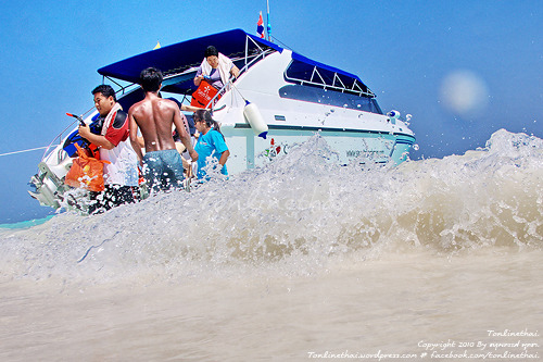 เที่ยวภูเก็ต - เกาะตาชัย - Tachai - Island - 07