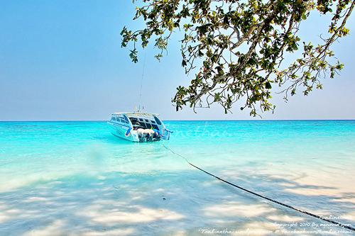 เที่ยวภูเก็ต - เกาะตาชัย - Tachai - Island - 11