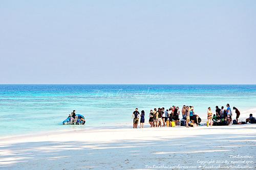 เที่ยวภูเก็ต - เกาะตาชัย - Tachai - Island - 28