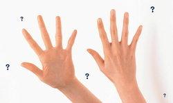 ทายนิสัยทำนายตัวตนจากนิ้วมือ