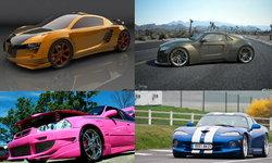 เลือกสีรถให้ถูกโฉลกตามวันเกิด