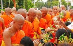 ชวนทำบุญเข้าพรรษา 4 ภาค สืบสานประเพณีไทย