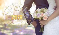 """อัพเดท """"ฤกษ์แต่งงาน"""" ปี 2561 การเริ่มต้นชีวิตคู่ในปีจอ"""