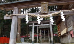 เทพเจ้าแห่งเส้นผมแห่งเดียวในญี่ปุ่นที่อาราชิยามะ