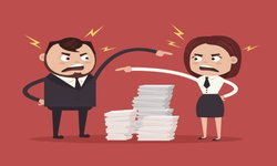 ราศีที่ต้องระวังซวย หากไปขัดแย้งกับคนในที่ทำงาน