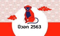 ดูดวงจีน 12 นักษัตร ปี 2563 (ปีวอก)