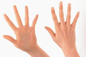 ทำนายดวงชะตาจากนิ้วมือ