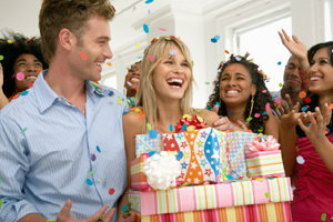 เกมทายใจจากของขวัญที่อยากได้ในวันเกิด