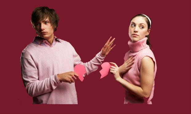 คู่รักต้องห้าม! รักกันยังไงก็ต้องเลิก