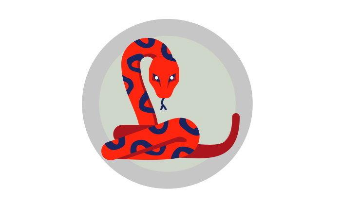 ฝันเห็นงู