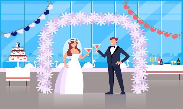 ราศีใดที่มีเกณฑ์ได้หมั้นหรือแต่งงาน