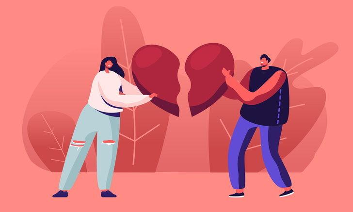 4 ราศีที่จะมีปัญหาเรื่องความรัก