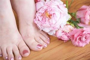 ทายนิสัยสาวคนรักจากปลายเท้า