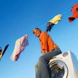 ทายนิสัยจากการซักผ้า