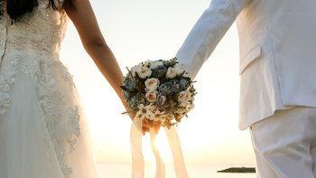 ฝันว่าแต่งงาน