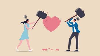 ราศีที่ต้องระวังใกล้ชิดคนรักมากไปแล้วจะขัดแย้ง