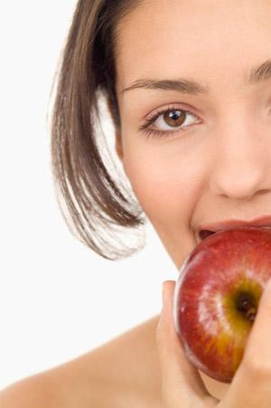 แอปเปิ้ล, ทำนาย