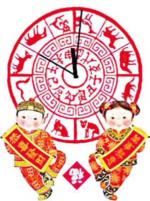 ตรุษจีน, ไหว้เทพเจ้า, เสริมดวง