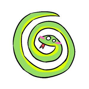 ดูดวงปีเกิด, ปีเกิด,  ปีมะเส็ง, งู