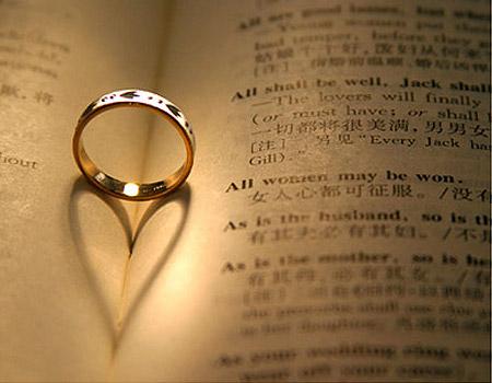 ทำนายนิสัยจากการใสแหวน