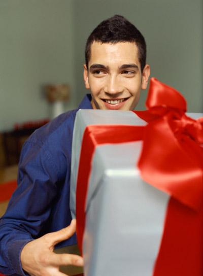 ให้ของขวัญ