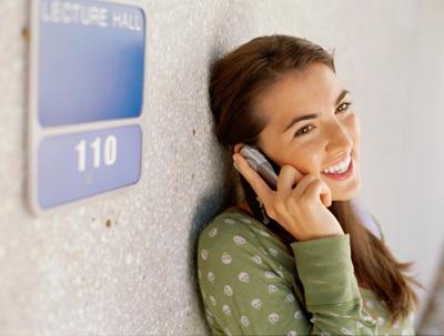 รับโทรศัพท์, การโทรศัพท์