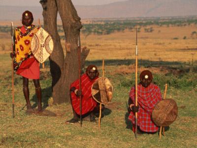 ไสยศาสตร์และมนต์ดำของชนเผ่าในแอฟริกา