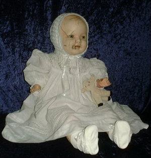 แมนดี้ ตุ๊กตาผีขี้เล่น
