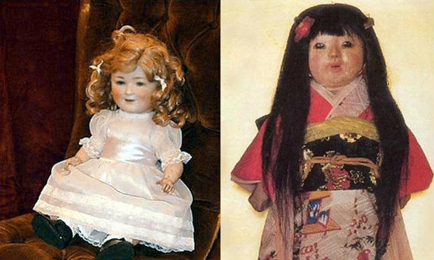 เรื่องเล่าสุดสยอง 10 ตุ๊กตาผีที่มีอยู่จริง!