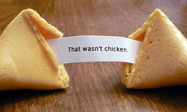 ความเชื่อเรื่อง คุกกี้เสี่ยงทาย (Fortune Cookie)