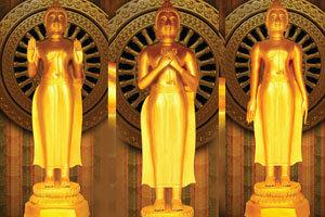 เรื่องน่ารู้พระพุทธรูปปางต่างๆ (ตอนที่ 1)