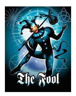 ไพ่ The FoolThe Fool